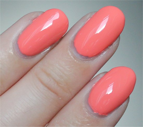 Essie Tart Deco Swatch & Review
