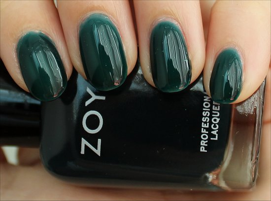 Frida-Zoya-NYFW-Collection-Gloss-Collection-Swatches-Review