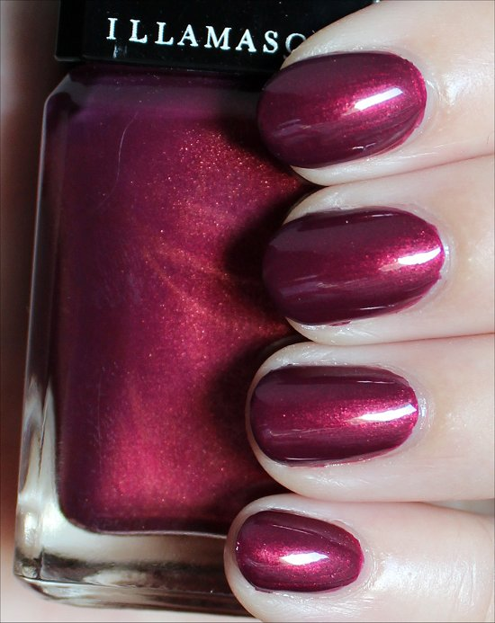 Illamasqua-Charisma-Swatches-Review