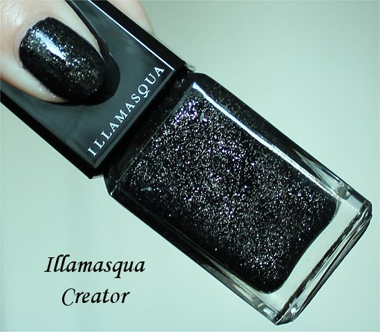 Illamasqua Creator Review & Swatches