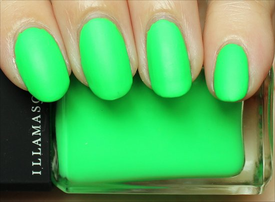 Illamasqua Nurture Review & Swatches