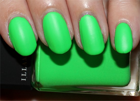 Illamasqua Nurture Swatch & Review
