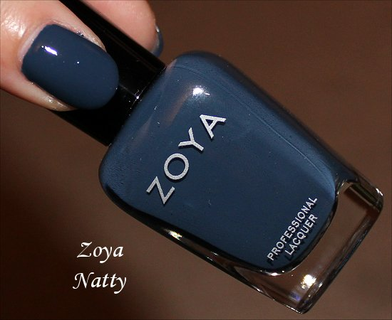 Natty Zoya NYFW Collection Swatches & Review