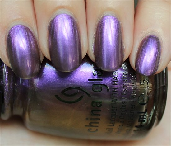 No Plain Jane China Glaze New Bohemian Collection 2012 Swatches & Pictures