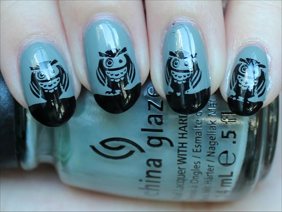 Owls-Nail-Art-Pictures
