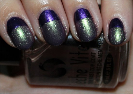 Purple-Green-Ruffian-Nails-Nail-Art
