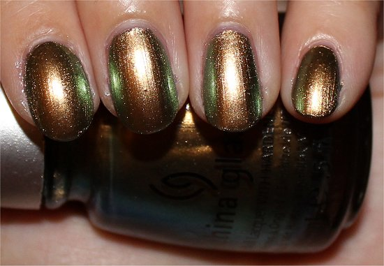 Rare &amp; Radiant China Glaze New Bohemian Collection