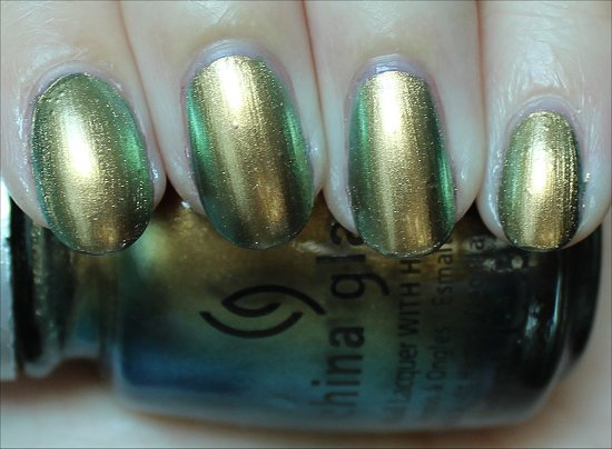 Rare & Radiant by China Glaze New Bohemian Collection Swatch & Review