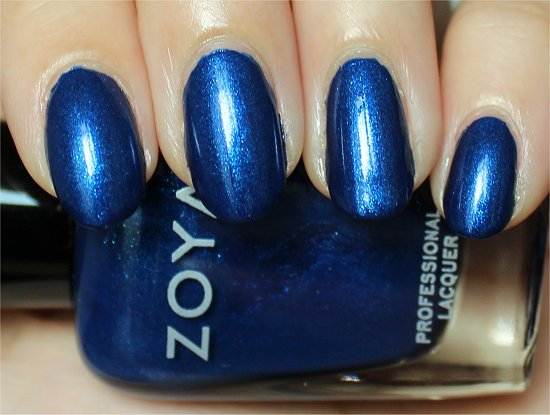 Song Zoya NYFW Collection Swatches & Review