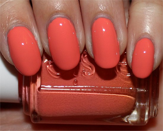 Tart Deco by Essie Swatches & Review