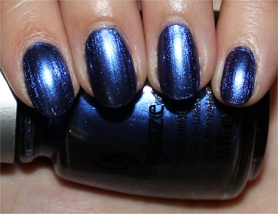 Want My Bawdy China Glaze New Bohemian Swatches & Review