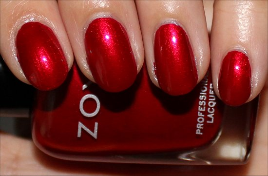 Zoya Elisa Review &amp; Swatch