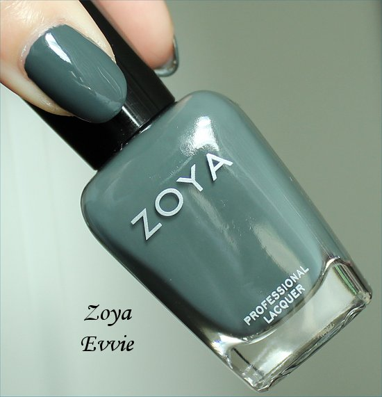 Zoya Evvie Swatches & Review Swatch And Learn