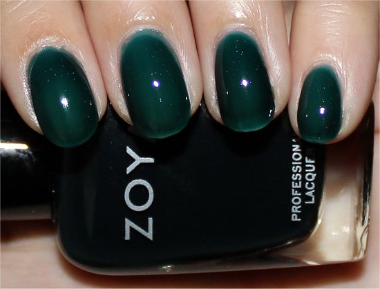 Zoya-Frida-Gloss-Collection-Swatches-Review