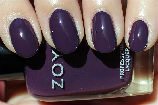 Zoya Monica Review & Swatch