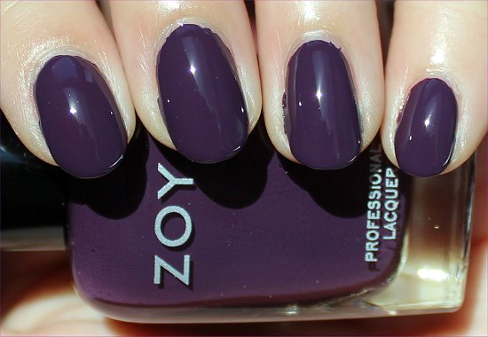 Zoya Monica Review & Swatches