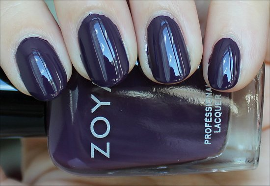 Zoya-NYFW-Collection-Monica-Swatches-Review