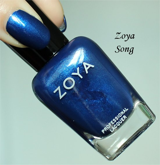 Zoya Song NYFW Collection Swatches & Review