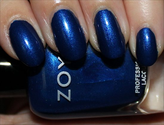 Zoya Song Swatches &amp; Review