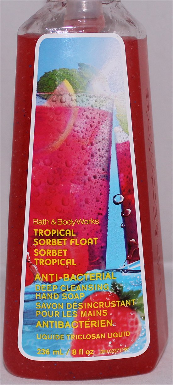 Bath-Body-Works-Tropical-Sorbet-Float-Hand-Soap-Review-Photos