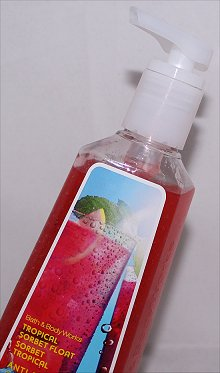 Bath-Body-Works-Tropical-Sorbet-Float-Hand-Soap-Review-Pictures