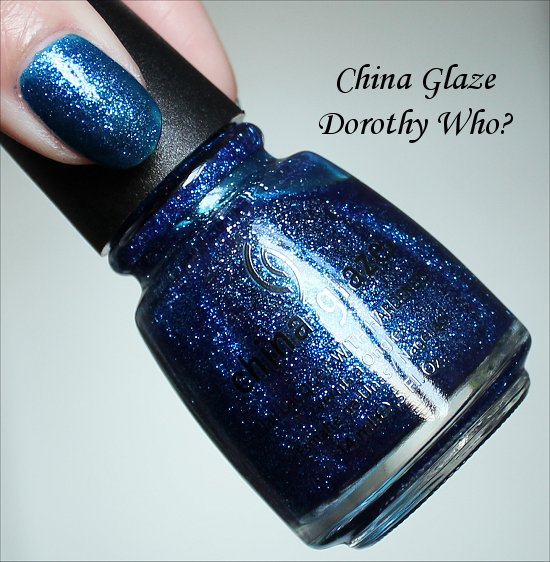 China-Glaze-Dorothy-Who-Review
