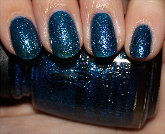 China Glaze Dorothy Who Swatches & Review