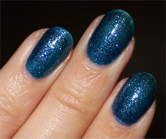 China Glaze Dorothy Who Swatches