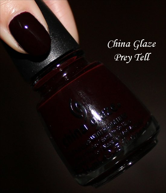 China Glaze On Safari Prey Tell Swatch & Review