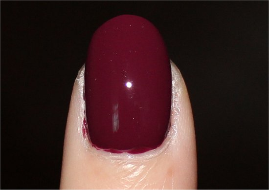 China Glaze On Safari Purr-fect Plum Swatches & Review