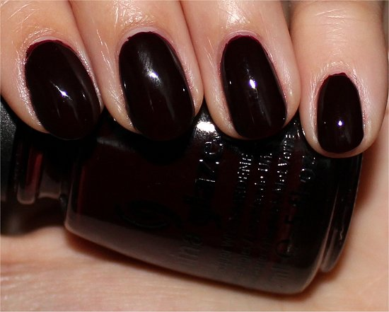 China Glaze Prey Tell On Safari