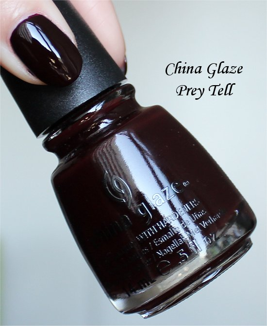 China Glaze Prey Tell Review