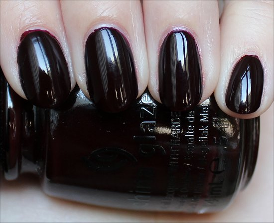 China Glaze Prey Tell Swatch & Review
