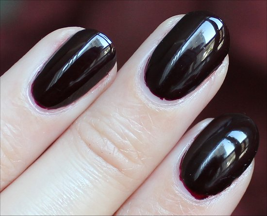 China Glaze Prey Tell Swatches