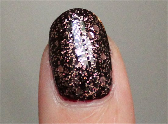 Deborah Lippmann Some Enchanted Evening Review, Swatch & Pics