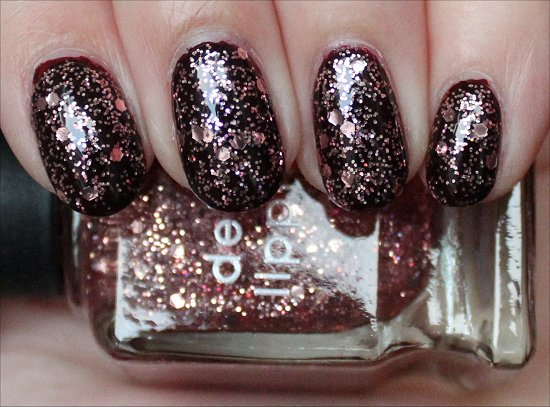 Deborah Lippmann Some Enchanted Evening Review & Swatch