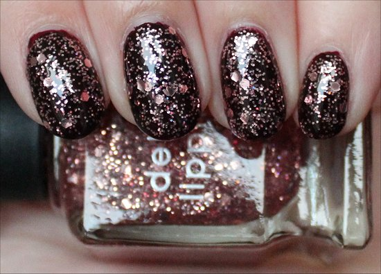 Deborah Lippmann Some Enchanted Evening Swatch &amp; Review