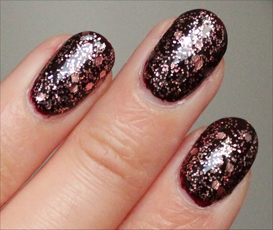 Deborah Lippmann Some Enchanted Evening Swatches &amp; Review
