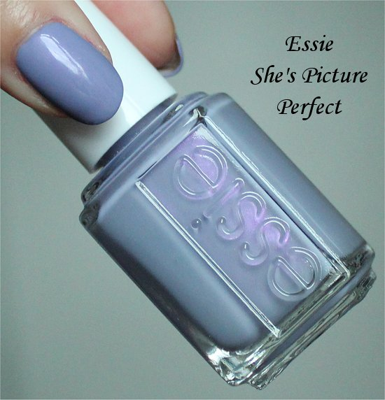Essie She's Picture Perfect Swatches & Review