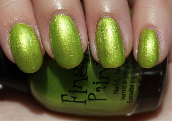 FingerPaints-Guggen-I'm-Lime-Review-Swatch