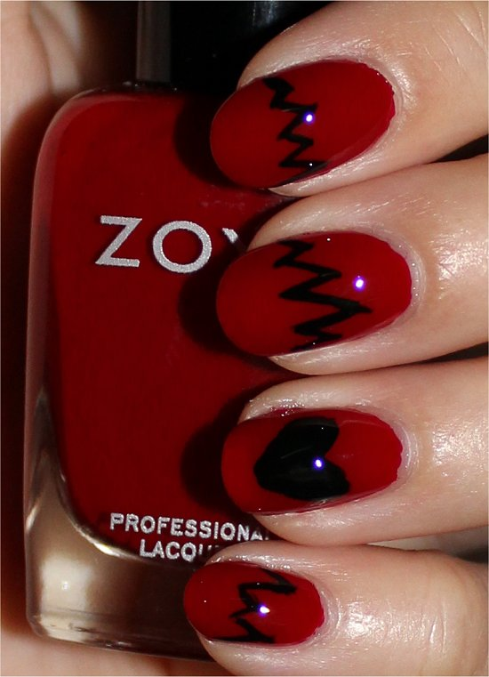 Heartbeat-Nails-Nail-Art-Swatches-Tutorial