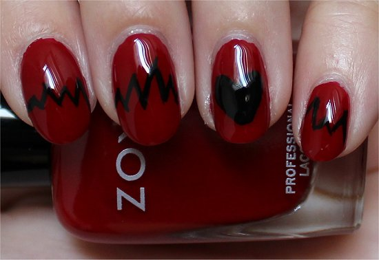 Heartbeat Nails