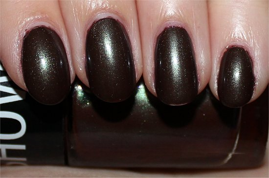 Maybelline Downtown Brown Swatch, Review & Photos