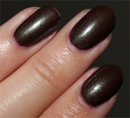 Maybelline Downtown Brown Swatch & Review