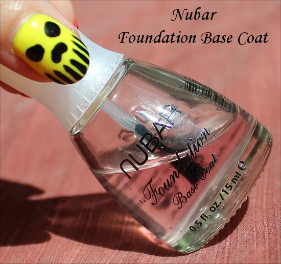 Nubar-Foundation-Base-Coat-Review-Pictures