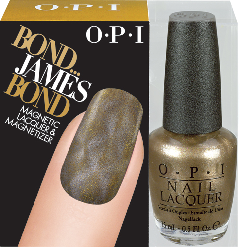 OPI-Bond-James Bond-Skyfall-Magnetic-Lacquer