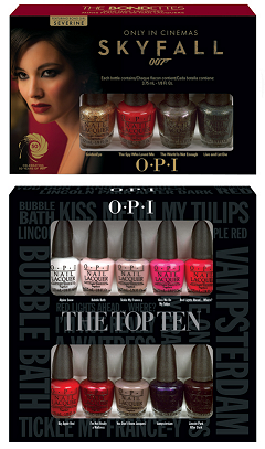 OPI-The-Bond-ettes-OPI-The-Top-Ten-Mini-Nail-Polishes-Press-Release-Promo-Pictures