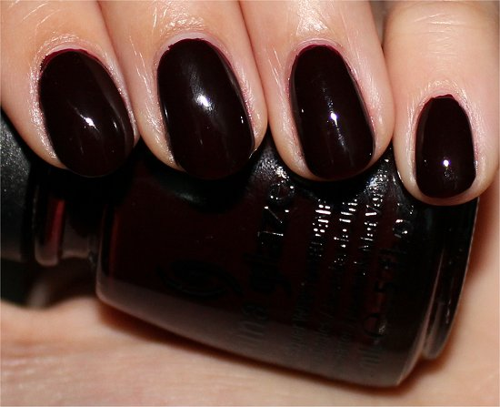 On Safari Collection China Glaze Prey Tell