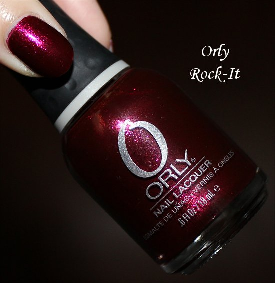 Orly Rock-It Mineral FX Collection