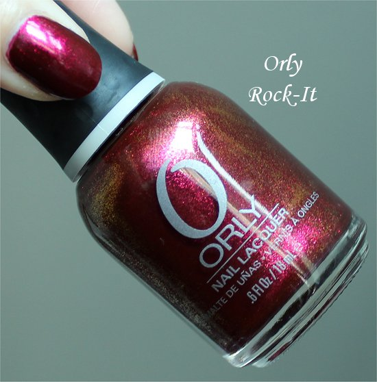 Orly Rock It Photos